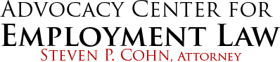 Advocacy Center for Employment Law Logo